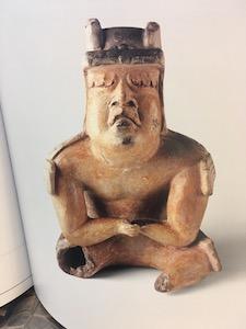 Olmec emperor