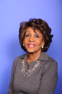 Congresswoman Maxine Waters